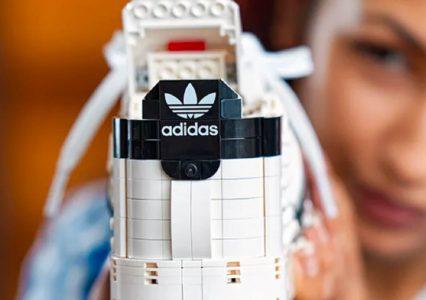 Adidas Superstar będzie można… zbudować z klocków LEGO