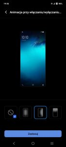 screen vivo X60 5g 9