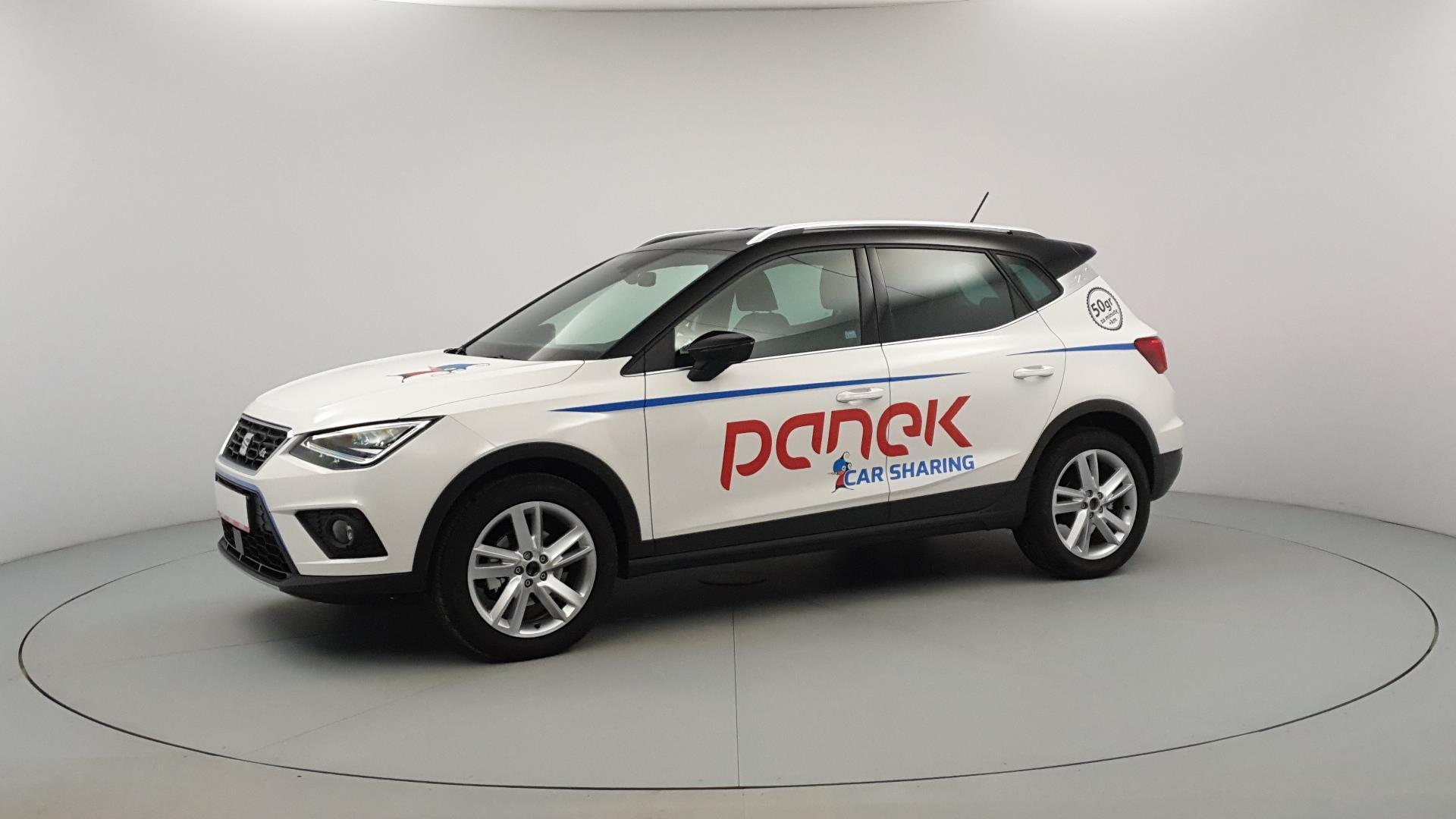 Seat Arona w Panek Carsharing
