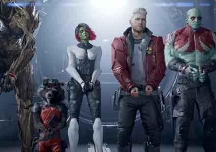 Guardians of the Galaxy – galaktyczna straż wraca w grze na konsole i pecety. Pierwszy gameplay