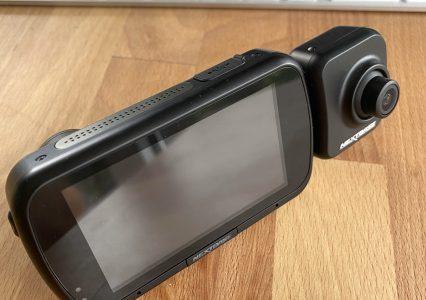 Nextbase 522GW Dash Cam – smartfon z wypasionym aparatem? Spokojnie, to tylko kamerka samochodowa!