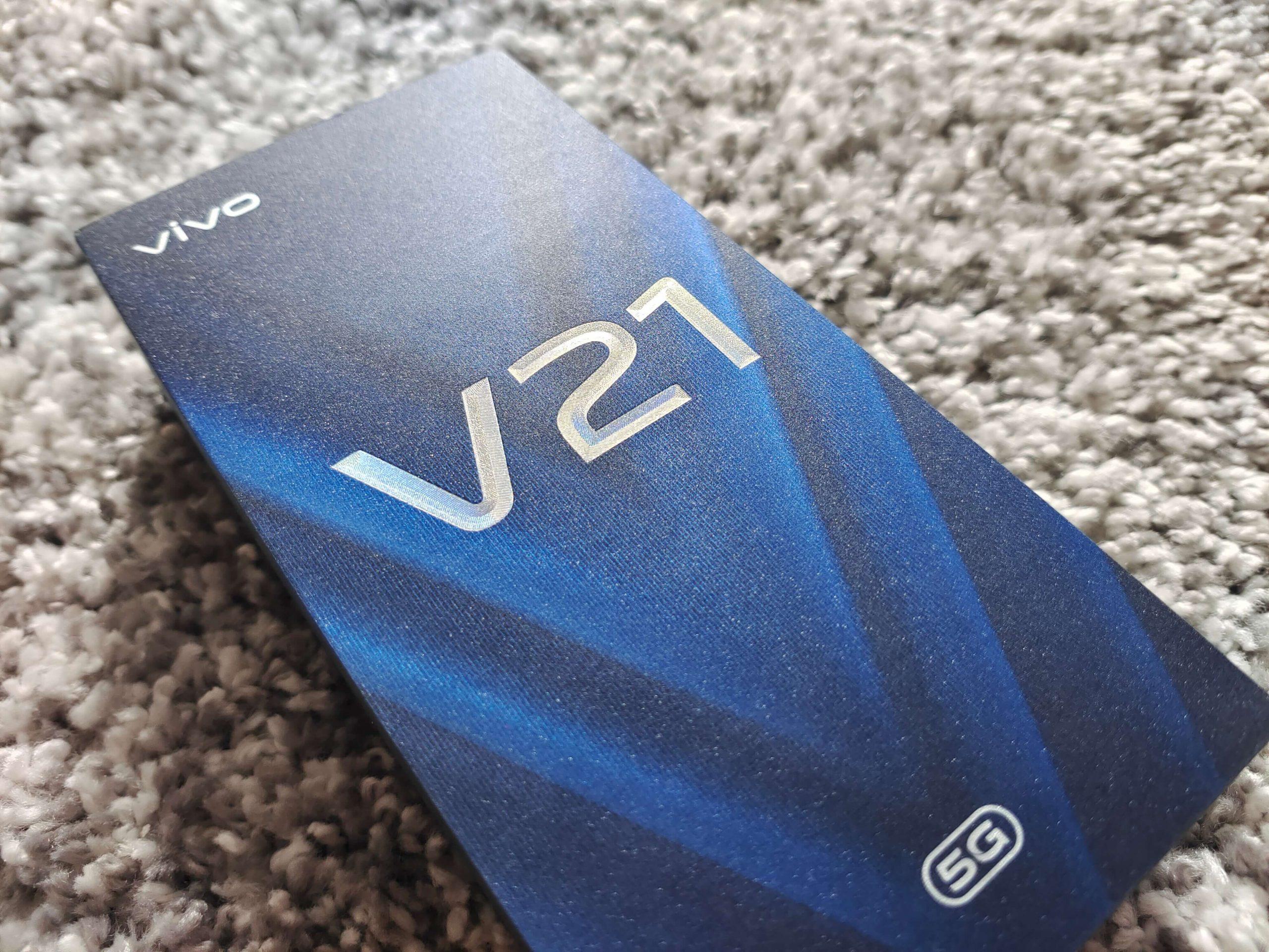 VIVO V21 5G zapowiada się naprawdę nieźle. A to dopiero początek testów!