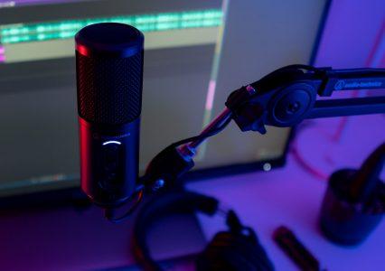 Audio-Technica Creator Pack to idealny zestaw dla youtubera, podcastera lub streamera – recenzja