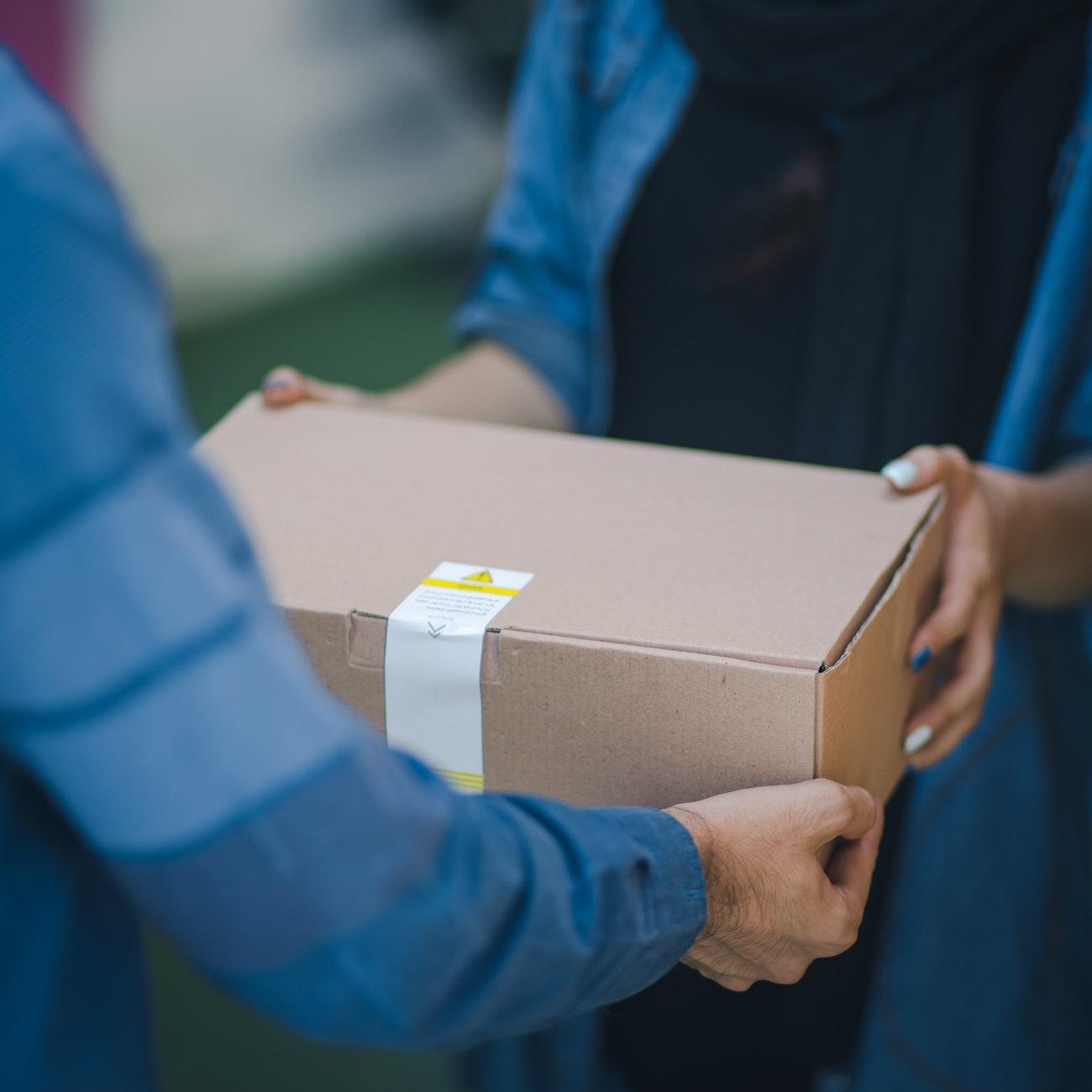 dostawa zakupy online