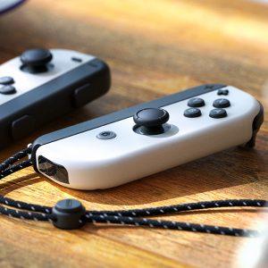 Nintendo Switch OLED joycons