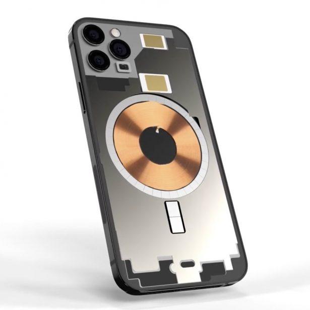 iphone 13 reverse charging