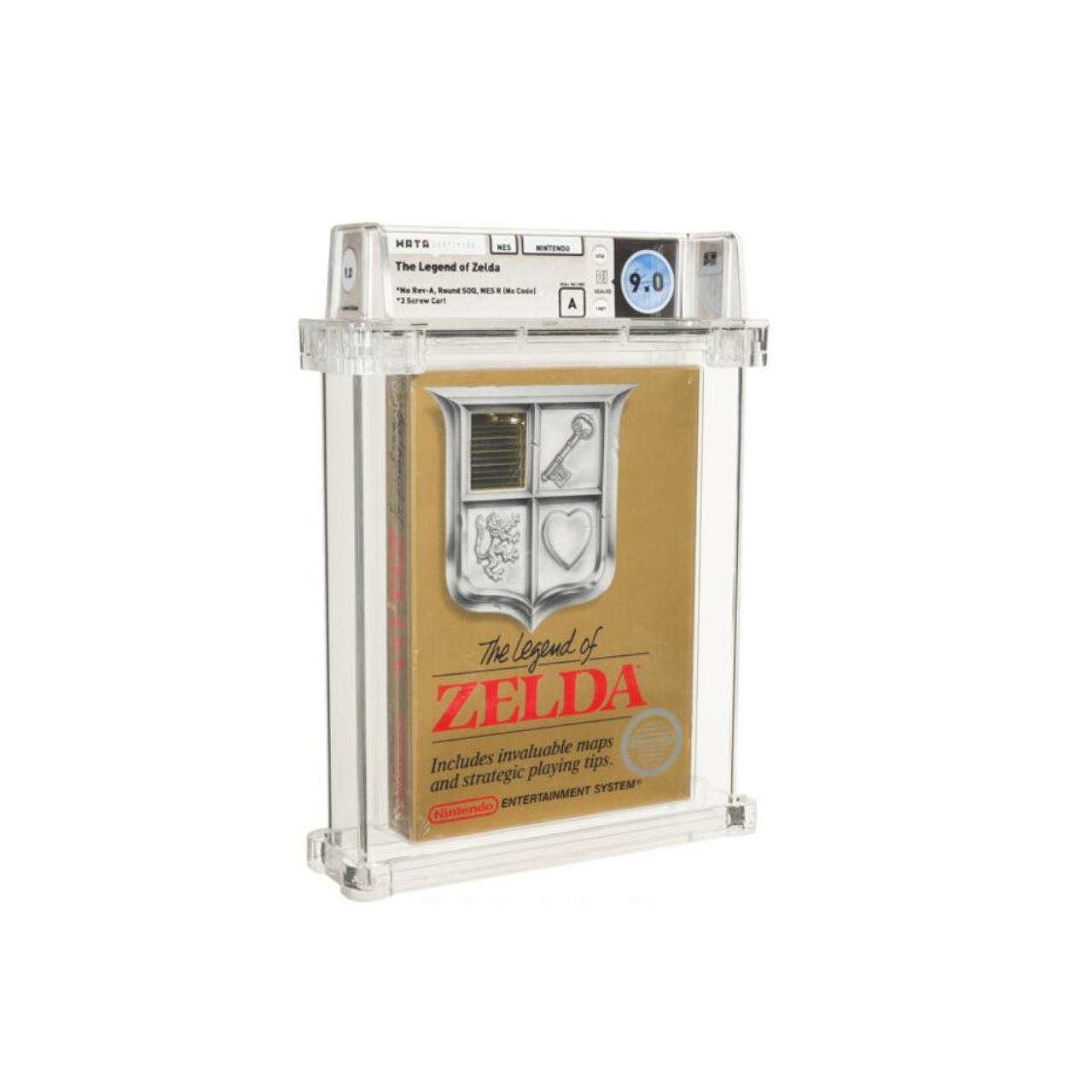 Kopia The Legend of Zelda z 1987 roku