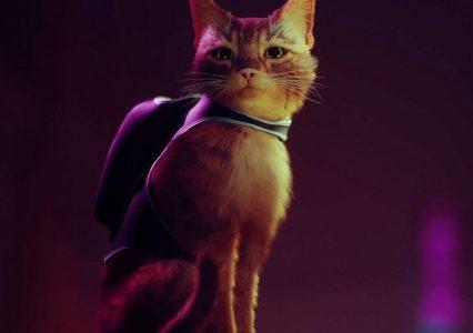 """Chrzanić Cyberpunk. Chcę zostać kotem i przytulać się do robotów w """"Stray""""!"""