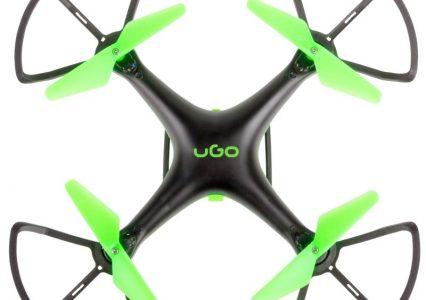 Dron uGo Fen 2.0 – przyleciała do mnie nowa zabawka, a wraz z nią pierwsze wrażenia!