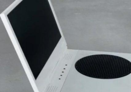 No dobra: to może być niezłe. Xbox Series S jako laptop? Ciekawy projekt na Kickstarterze
