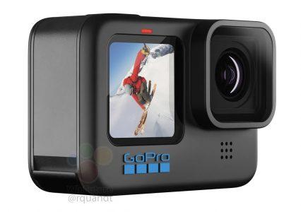 Wyciekły zdjęcia i specyfikacja GoPro Hero 10 Black. Kamera sportowa ma być znacznie lepsza