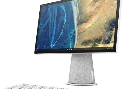 HP prezentuje 3 urządzenia dla Chrome OS: komputer stacjonarny, tablet oraz monitor