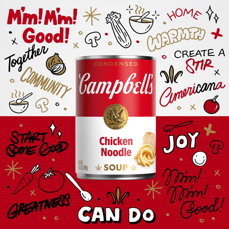 campbells rebranding 2021