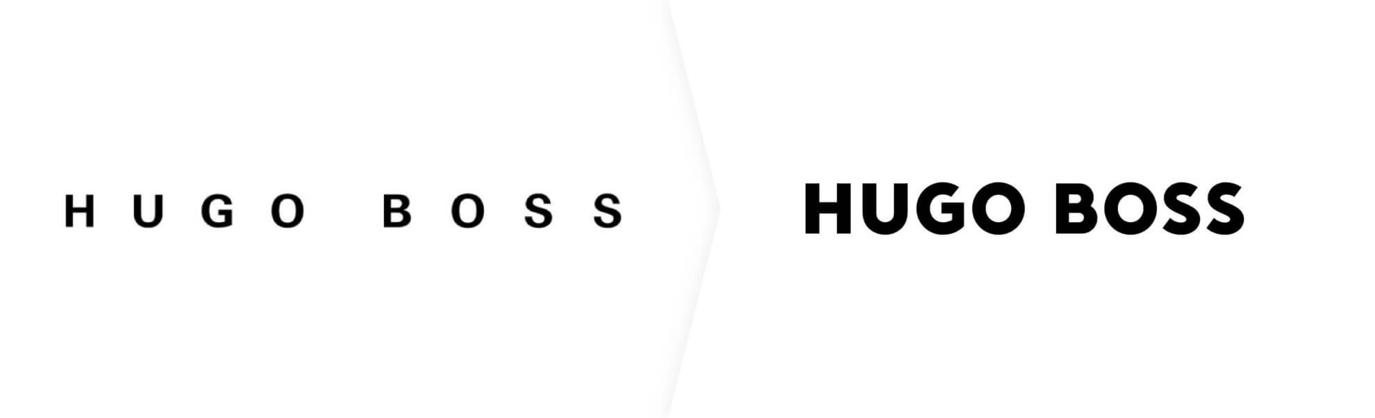 hugo boss logo 2021