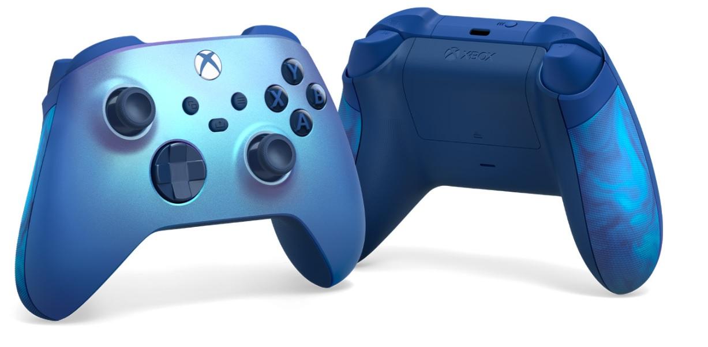xbox aqua shift controller