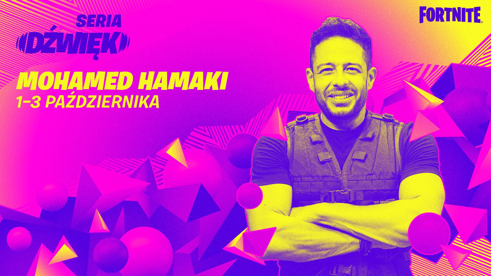 fornite koncert mohamed hamaki