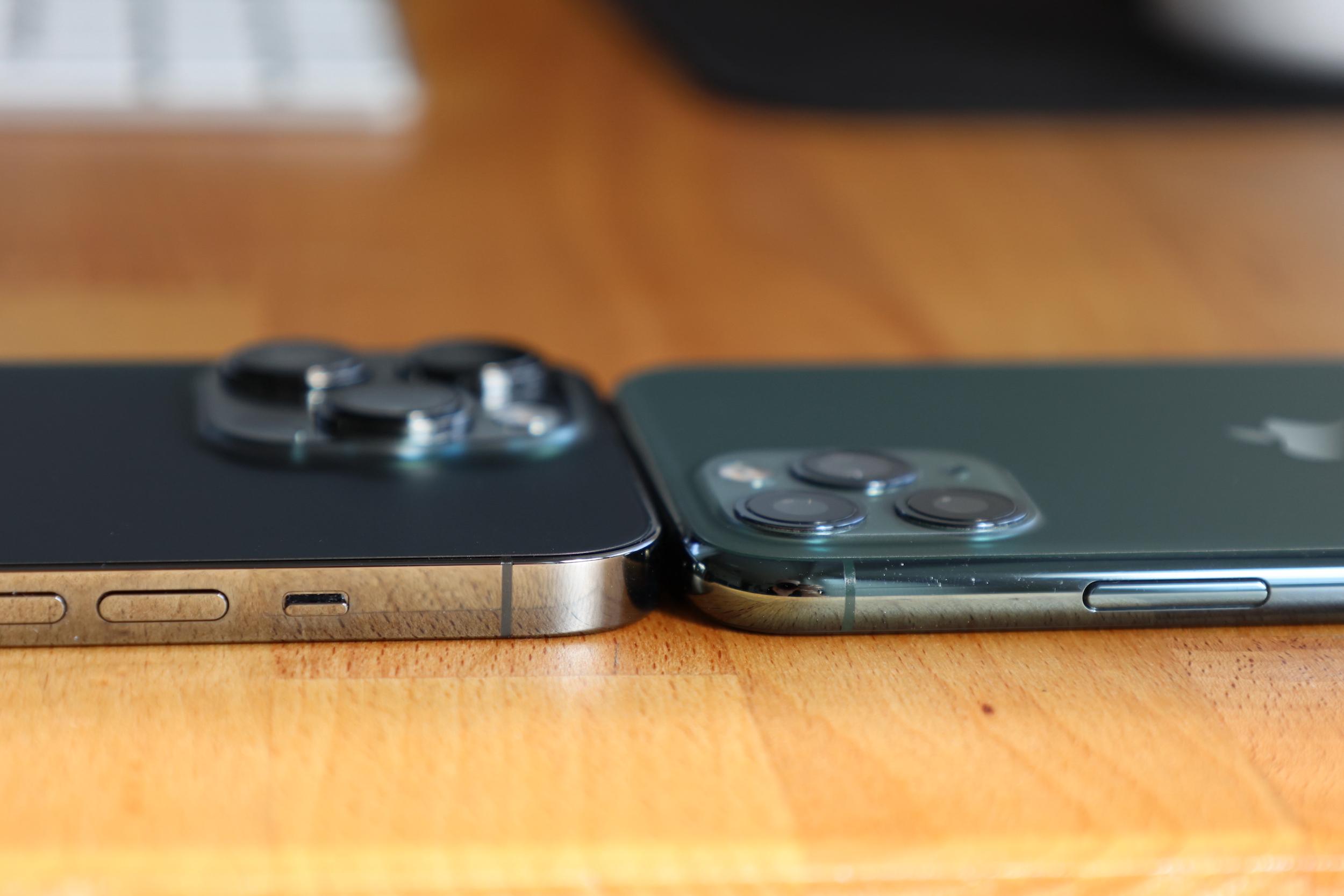 iphone 13 pro i iphone 11 pro