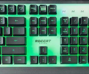 Klawiatura gamingowa Roccat Magma AIMO RGB – pierwsze wrażenia