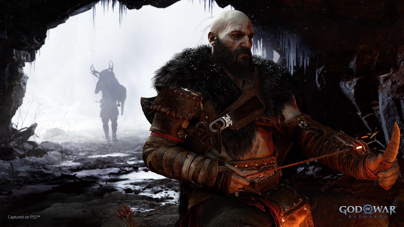 God of War Ragnarok na PS5
