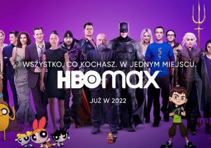 To koniec HBO GO w Polsce! HBO Max zastąpi platformę w 2022 roku