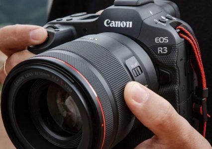 Canon EOS R3 to nowa, potężna bestia do fotografii sportowej i reportażu