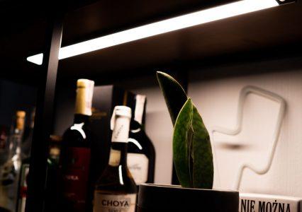 Lampa na baterie z czujnikiem ruchu od Yeelight nada się nie tylko do oświetlenia szafy
