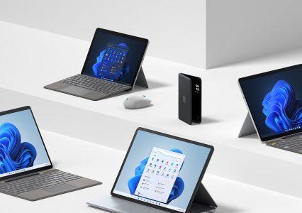 Microsoft zdradził nowe modele komputerów Surface i pokazał Surface Duo 2