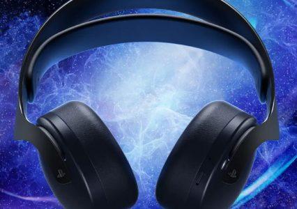 Sony pokazało nowe, czarne słuchawki Pulse 3D dla PS5. Teraz czas na czarną konsolę?