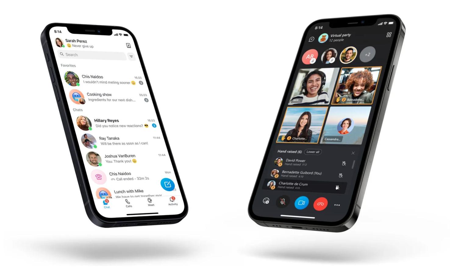 skype mobile 2021
