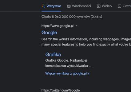 Tryb ciemny w Google już dostępny – włącz i daj oczom odpocząć