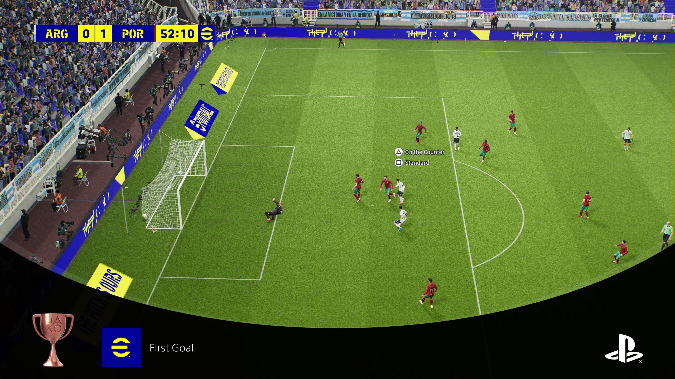 efootball 2022 ps5