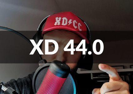 Adobe XD 44.0 jeszcze bliżej Creative Cloud. Co nowego po aktualizacji?