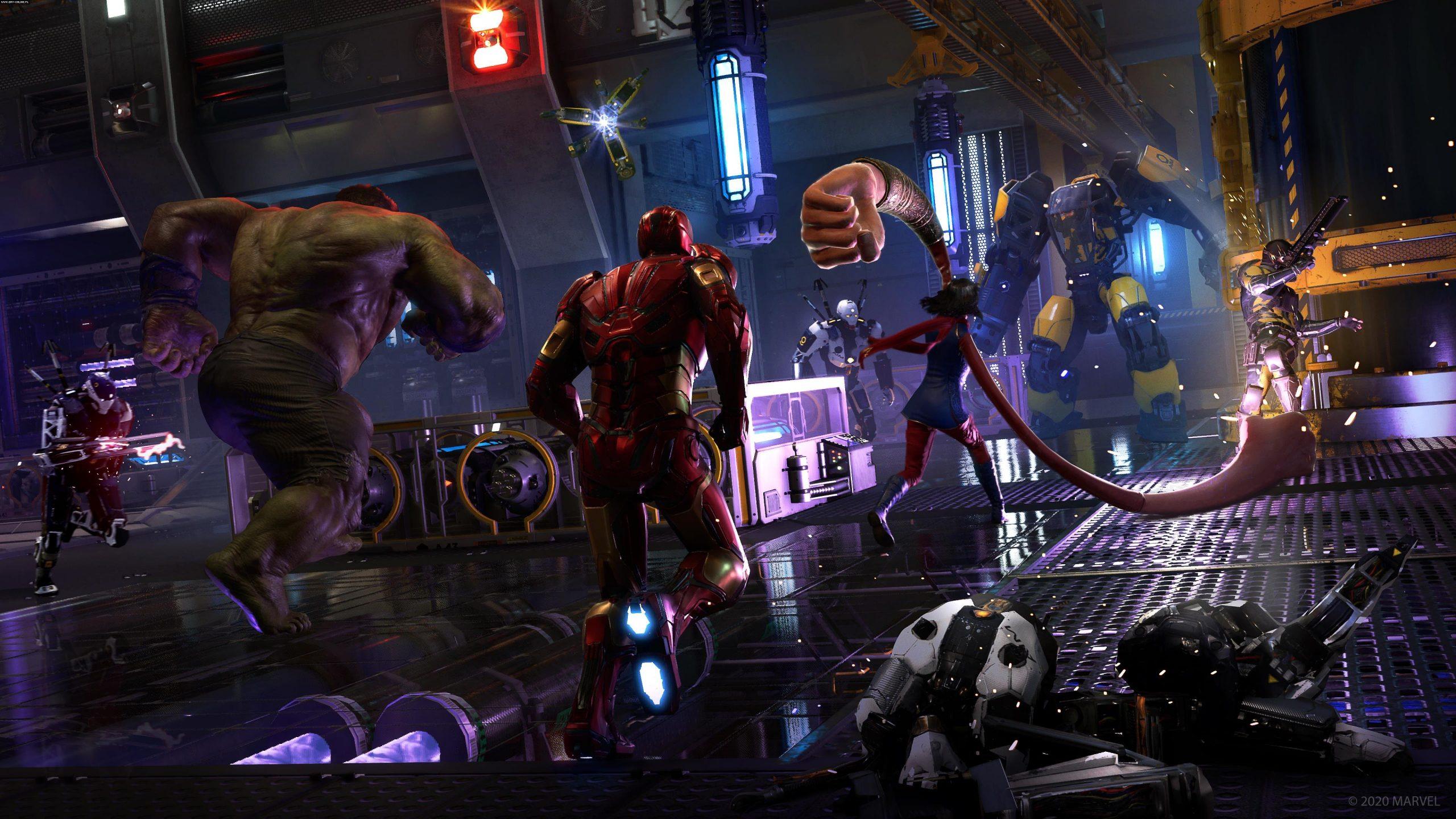 marvel's avengers pc game pass