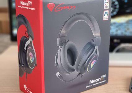 Dla kogo są słuchawki gamingowe Genesis Neon 750 RGB? Pierwsze wrażenia