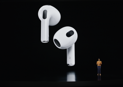 Kosmiczny MacBook Pro, AirPods 3 i nowy macOS, czyli podsumowanie Apple Event