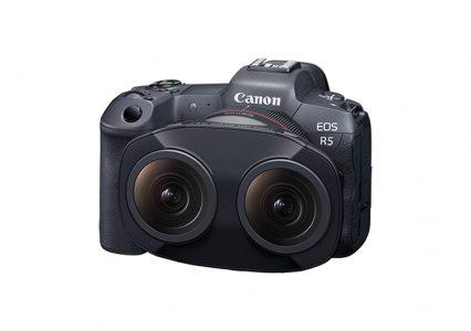 Wall-E? Nie! To nowy obiektyw Canona do nagrywania VR 3D