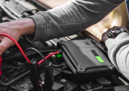 Polska firma stworzyła powerbank, który pozwala odpalić samochód