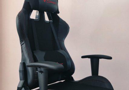 Genesis Nitro 550 – pierwsze godziny na gamingowym fotelu