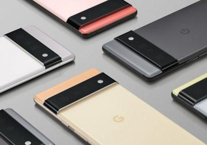 Google Pixel 6 i Pixel 6 Pro już oficjalnie. Co się zmieni?