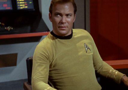 Kapitan Kirk ze Star Treka już w środę poleci w kosmos z Blue Origin