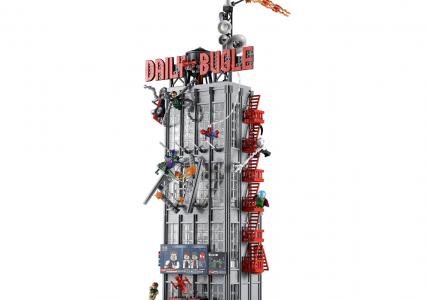Zestaw wieżowców Lego, który mnie oczarował i powalił ceną